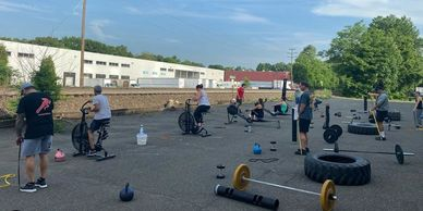 Escape Fitness NOW outdoor boot camp (due to COVID)