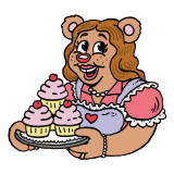 Momma Bear's Bakery