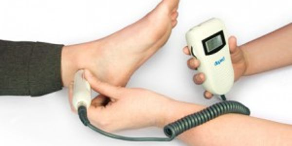 Diabetic Foot Health Risk Assessment