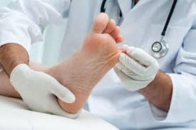 Diabetes Foot Health