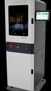 Voxelcare custom made orthotics highly accurate milling machine
