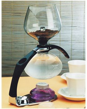 HARIO SIPHON SYPHON COFFEE MAKER TECHNICA  TCA-3 GAS VERSION JAPAN LTD EDITION