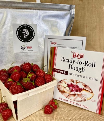 Farm to Pie Kits from Mick Klüg Farm and Rustic Tart, available now to impress your holiday guests!