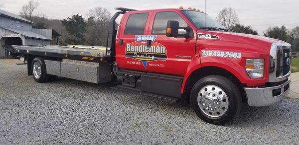 We have a full fleet of rollbacks and wreckers for your towing and recovery needs!