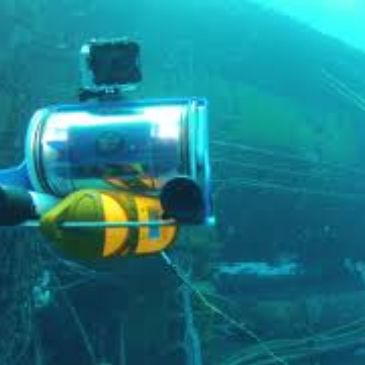 Underwater, ROV, drone, UST, inspection