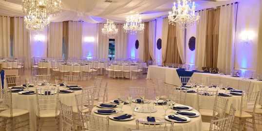 elegant wedding ceremony and reception space in Hurst Texas minutes from Fort Worth Texas TX Dallas