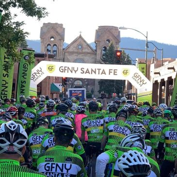 GFNY Santa Fe Ride with Nelly Video Journey