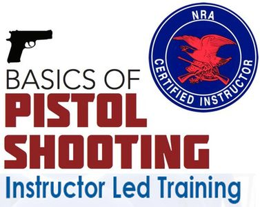 NRA Basics of Pistol Class for Home School