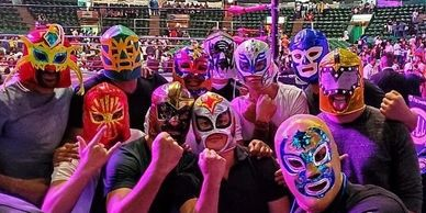 Lucha Libre Experience, Walking Tour, Arena Mexico, Mezcal Tasting, CMLL, funniest night in Mexico