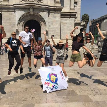 Free Tour, Walking Tours, Mexico City, Group Tours, Certified Guides, Fun tours, Mexico Tours