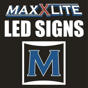 MaxxLite LED Signs
