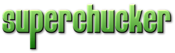 Superchucker Logo