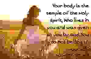 17. Be Intentional To Know That Your Body Is The Temple Of The Holy Spirit - Part 2
