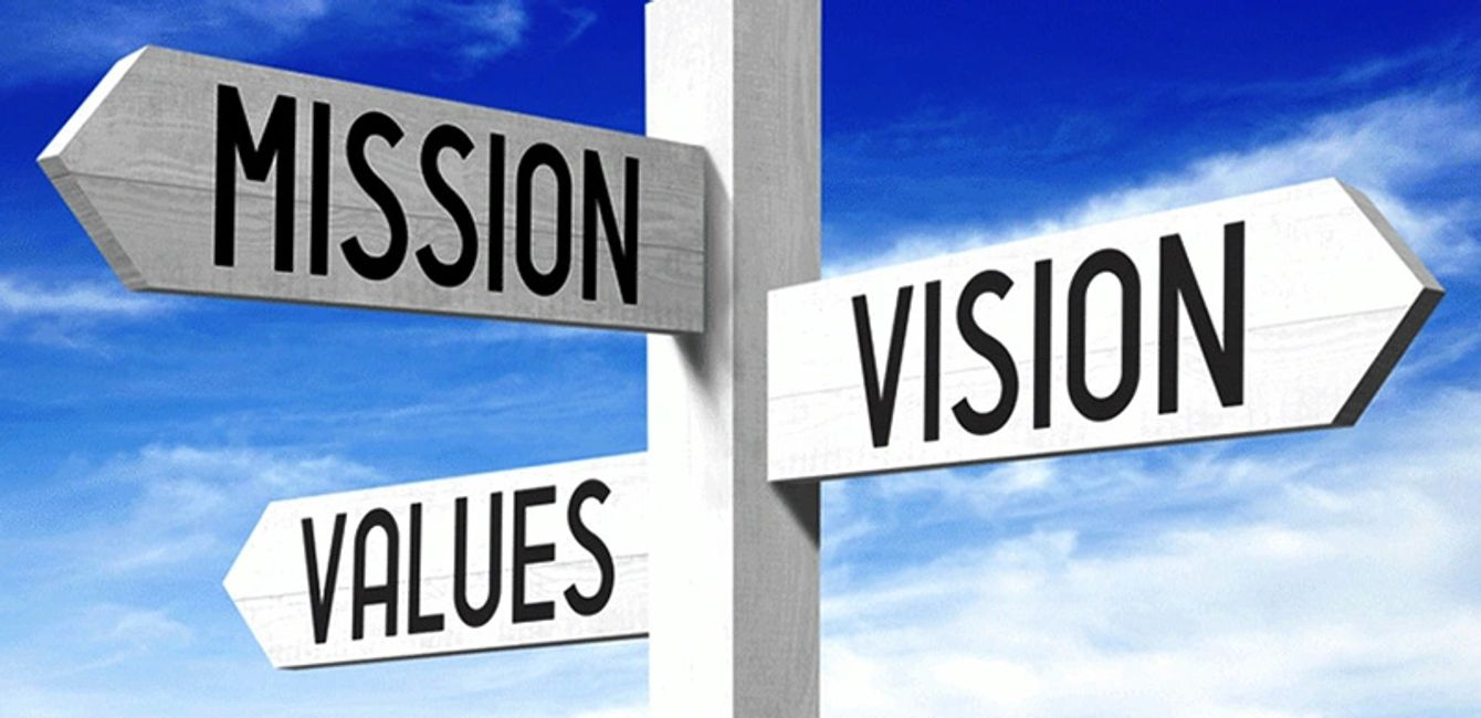 Mission / Vision / Values