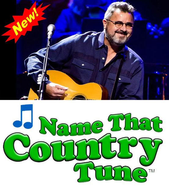 "Join ""Team Vince"" and help the Foundation on a new TV trivia game show ""NAME THAT COUNTRY TUNE""!"