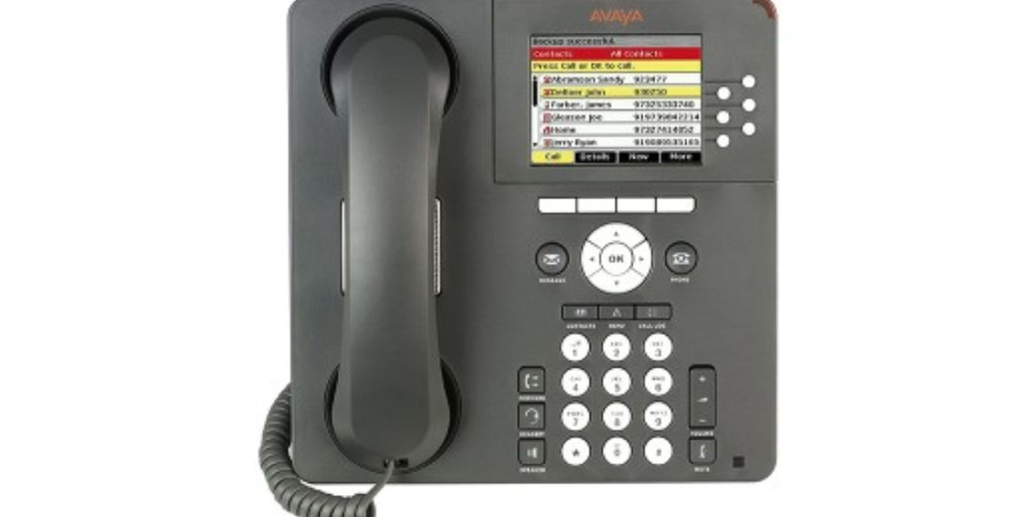 Avaya IP Office brings productivity with a complete range of phones and flexible options