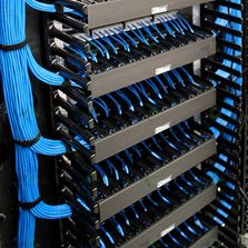 cat5, cat6 network cabling installation ethernet cabling