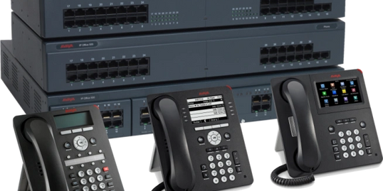 Avaya IP Office Phone System - A Rack Mountable Phone System with hundreds of features.
