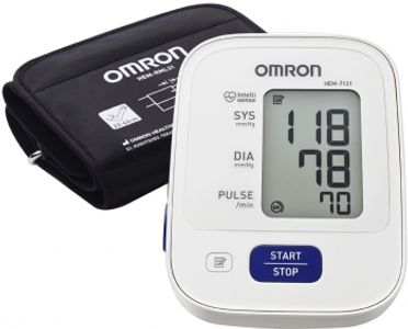 Medical Equipment - Omron Blood Pressure Monitor