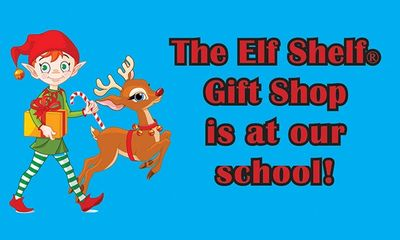 Elf Shelf Holiday Store elf shelf holiday shop in school holiday shop santa store christmas store