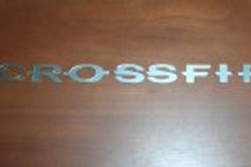 CROSSFIRE  lid FONT LETTERS