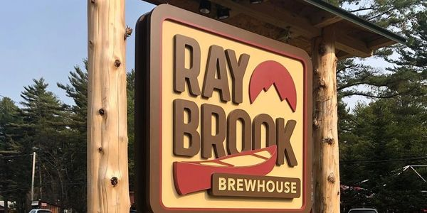 Ray Brook Brewhouse, Ray Brook NY, Adirondacks