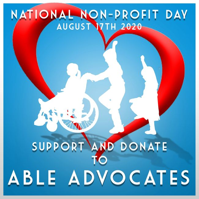 Today is National Non-Profit Day and we are honored to serve our community.                  Donate