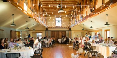 Brickworks is a terrific Do-it-Yourself venue on San Juan Island.   Didier Gincig, Wedding Planner