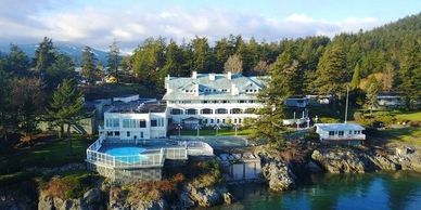 Image of Rosario Resort, Orcas Island Orcas Island weddings