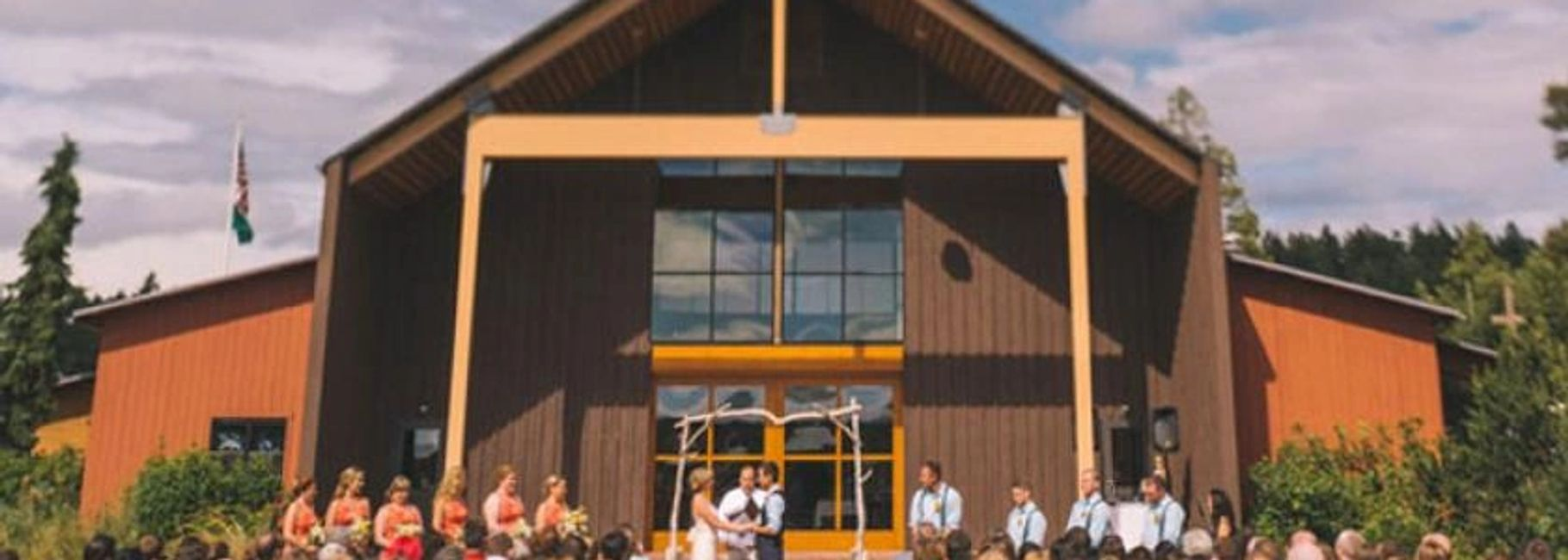 Lopez Island Lopez Community Center Islands Weddings and Events