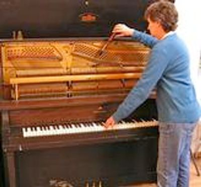 Tuning of neglected pianos can be more challenging (and costly) so it is better to tune regularly.