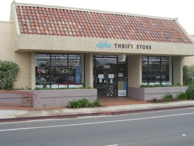 THRIFT STORES | Alpha Resource Center of Santa Barbara