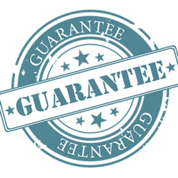 Warranty Guarantee Satisfaction Happy Clients Reviews Recommendations Online