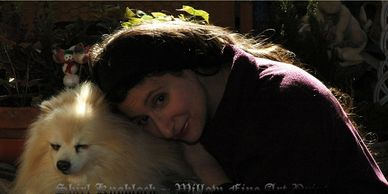 Message me for a mediumship session or communication session for your beloved pet.
