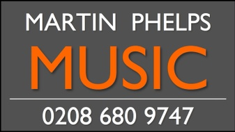 Martin Phelps Music