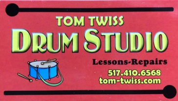 Tom Twiss Drum Studio