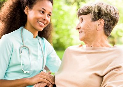 Safe N Steady, In-Home Caregiver