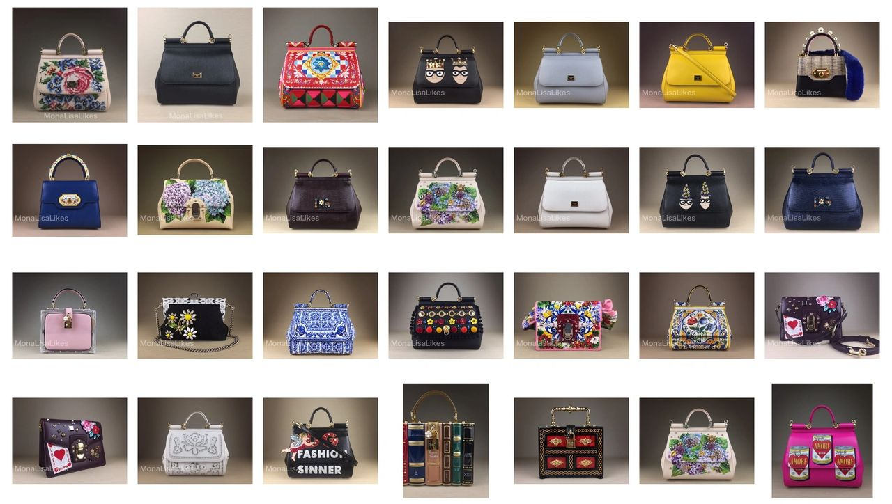 82bb781aa1 DOLCE   GABBANA is one of the most iconic brands in the world and nowadays  it is making huge progress in handbag design