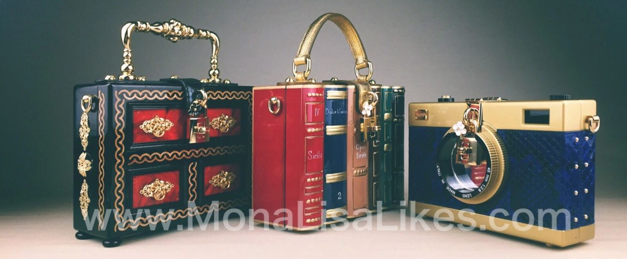 How to tell a real DOLCE   GABBANA purse from fake 40085d56f4447