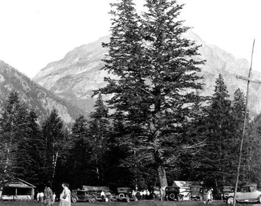 luccock park camp historical photo