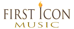 The official logo of First Icon Music, a company of The First Icon Agency LLC