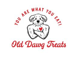 The Old Dawg Treat Co all natural dog treats