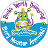 Books that are Story Monster Approved are chosen by a panel of youth judges.
