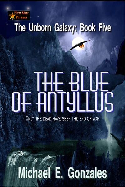 Book 5, The Blue of Antyllus
