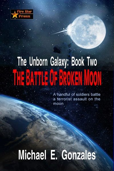 Book 2, The Battle of Broken Moon