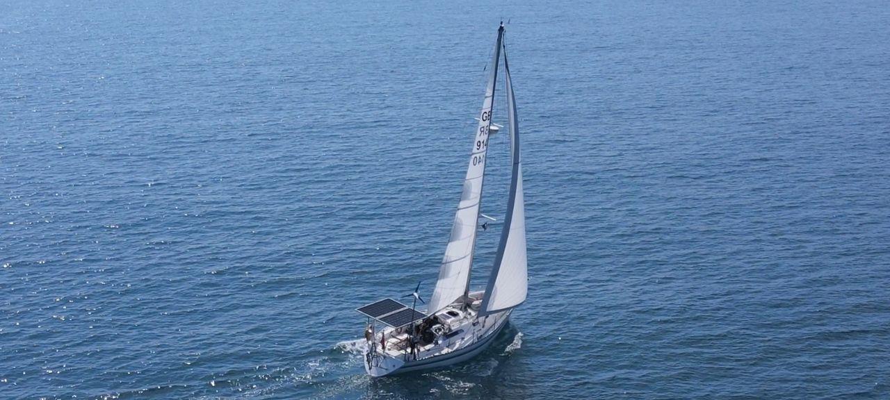 Sail electric - North Devon Marine