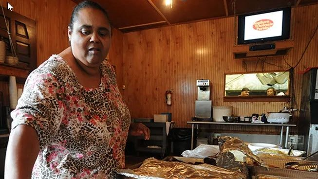 Leatha Jackson Started Her Restaurant In The 1970's