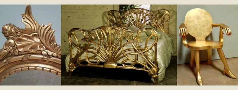 French style furniture. Antique furniture. Hand carved furniture. Solid mahogany. Luxury furniture.