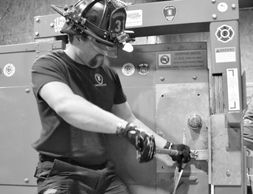 Firehouse innovations, forcible entry training, Halligan, roof hook, firefighter training, fireman
