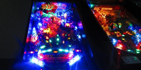 Pinbulbz And Arcades Inc Pinball Led Lighting Custom